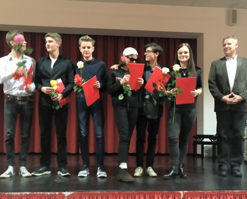 Regional Competition 2018 in Fürstenwalde