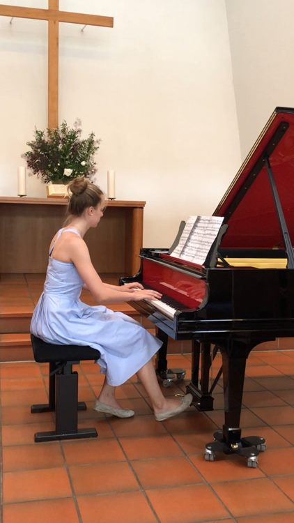 Lina Vielhaber Beethoven Concert