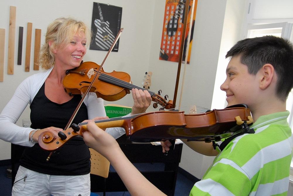 Learn viola, Viola lessons