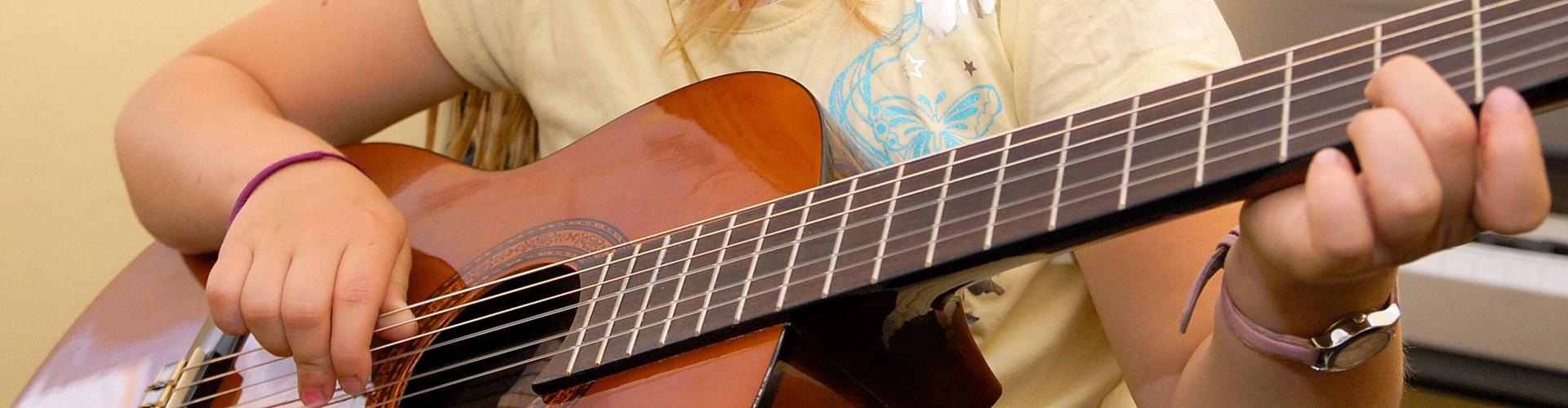 Gitarre lernen, Gitarrenunterricht