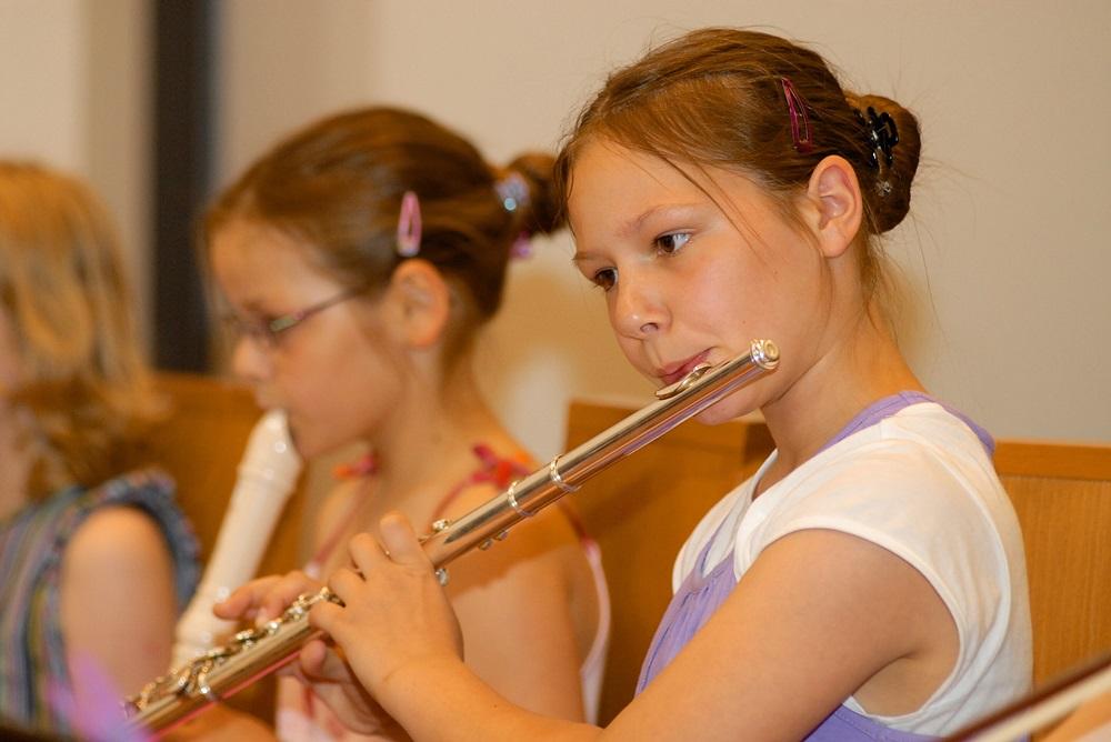 Transverse flute lessons