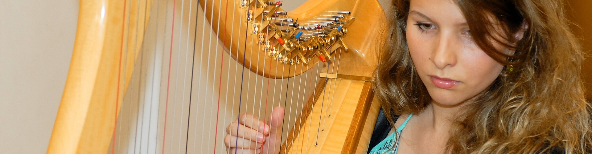 Learn Harp, Harp lessons