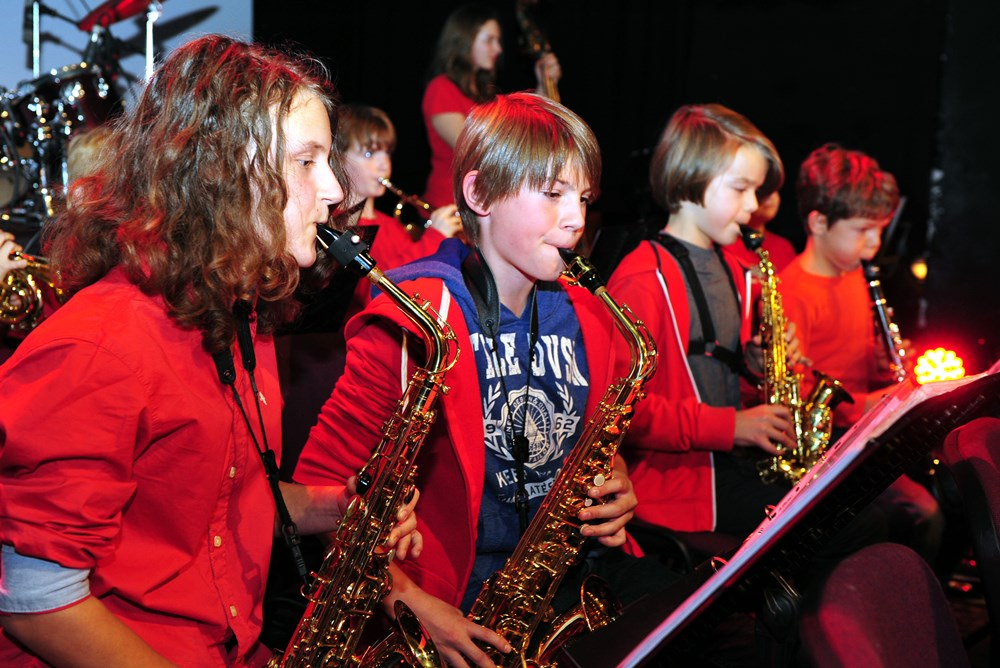 Learn to play saxophone, saxophon lessons