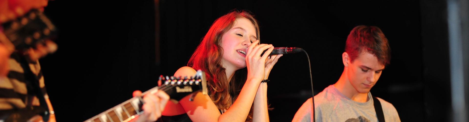 Gesang lernen, Gesangsunterricht