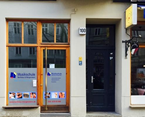Kollwitzstraße 100 in 10405 Berlin