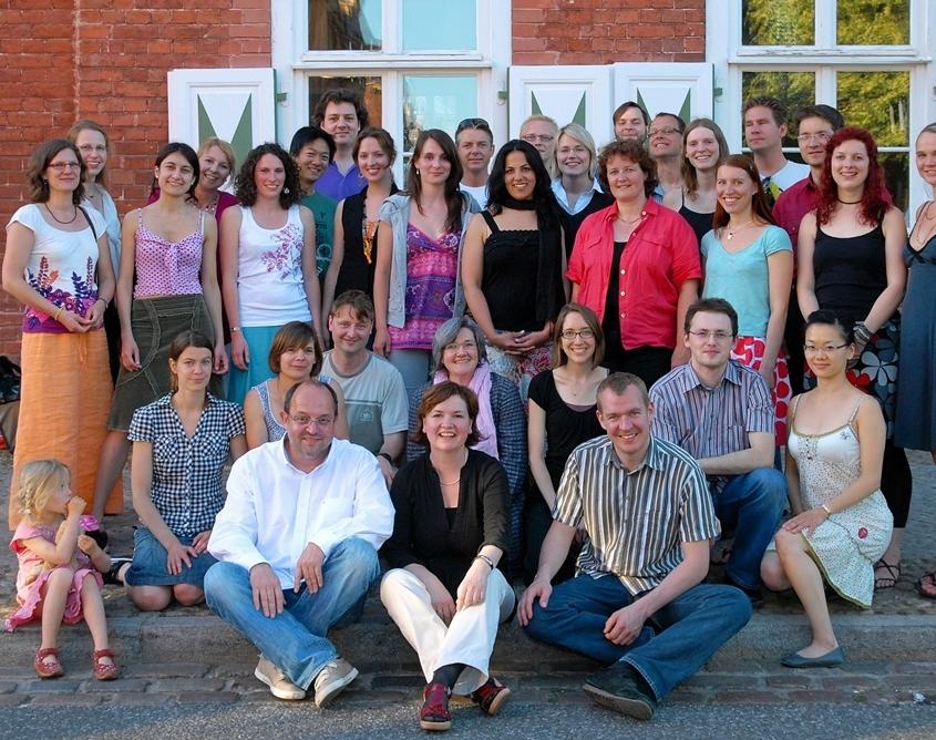 Lehrerinnen und Lehrer der Musikschule Bertheau & Morgenstern
