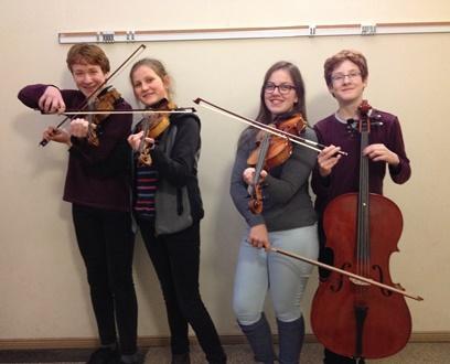 Streich Quartett Sniefies