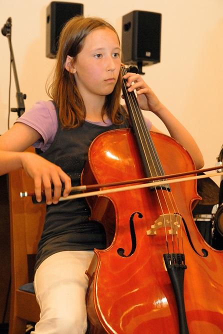 Violoncello lernen, Violoncellounterricht
