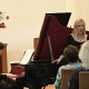 Pianist Benjamin Moser on piano and singer Simone Easthope