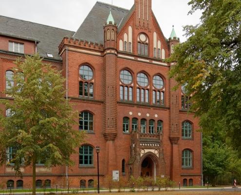 Ev. Gymnasium der Hoffbauerstiftung Hermannswerder 18, 14473 Potsdam