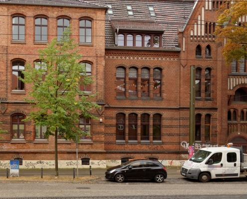 Ev. Grundschule Babelsberg Rudolf-Breitscheid-Straße 21, 14482 Potsdam