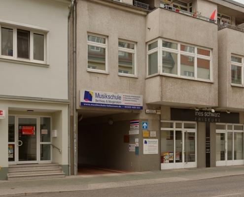 Filiale Poststraße 27, 14612 Falkensee