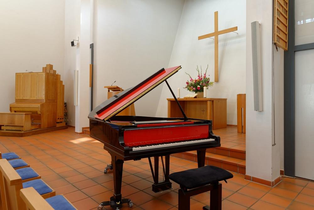 Versöhnungskirche, Anni-von-Gottberg-Straße 14, 14480 Potsdam-Kirchsteigfeld