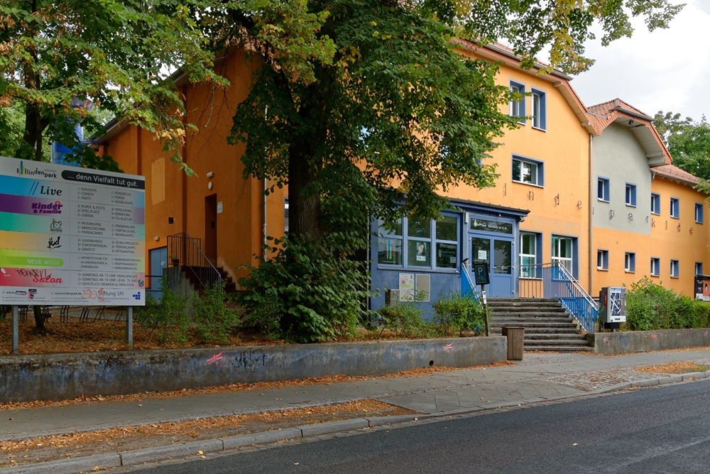 Lindenpark, Stahnsdorfer Straße 76, 14482 Potsdam-Babelsberg