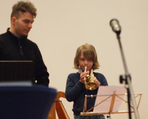 """Konzert der Jüngsten """"Der Wunderbaum"""" am 02. März 2019"""