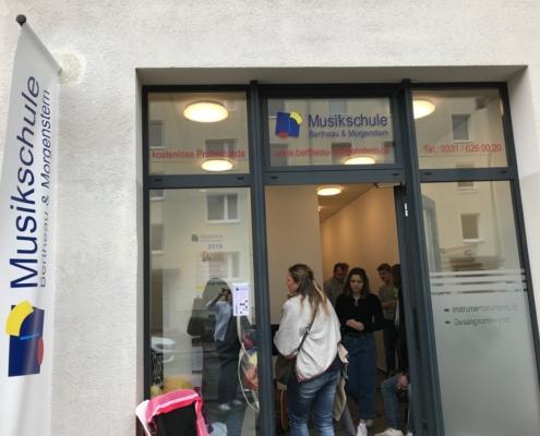 Neueröffnung Filiale in der Geschwister-Scholl-Str. 89 in Potsdam West
