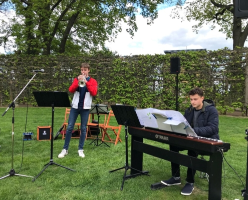 Concert on the Pfingstberg on 05.05.2019