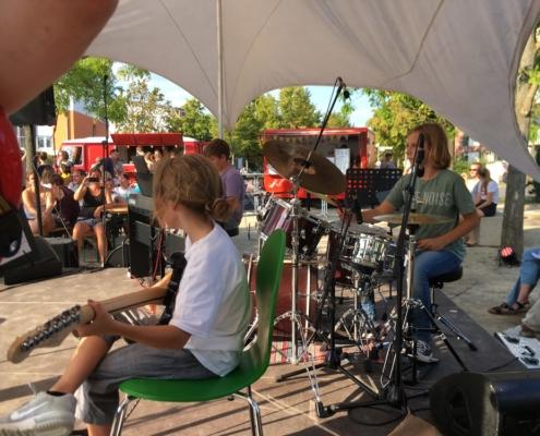 Die Newcomer der Musikschule Bertheau & Morgenstern