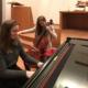"Fingerspitzengefühl"" concert in the Versöhungskirche"