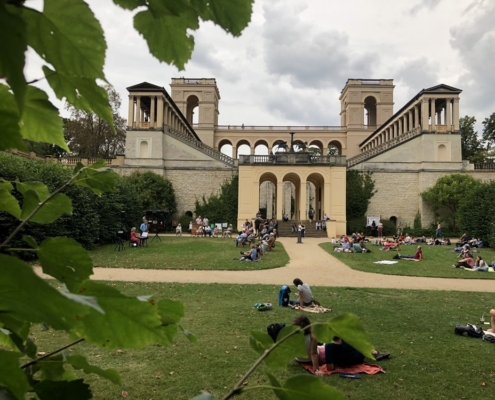 Culture in Nature on the Pfingstberg Potsdam